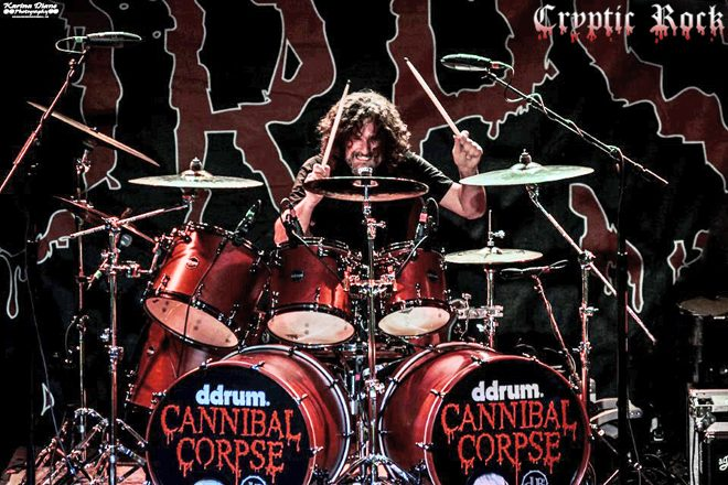 cannibal crypticrock - Interview - Paul Mazurkiewicz of Cannibal Corpse
