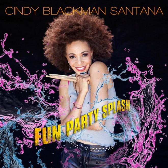 Cindy Santana med - Interview - Cindy Blackman Santana