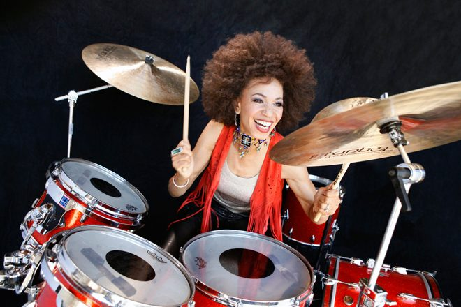cindy - Interview - Cindy Blackman Santana