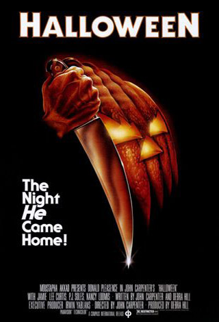 halloween movie poster - Interview - Catherine Mary Stewart