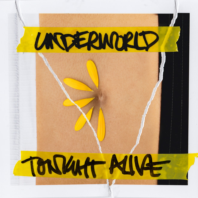 TA Underworld Cover - Tonight Alive - Underworld (Album Review)