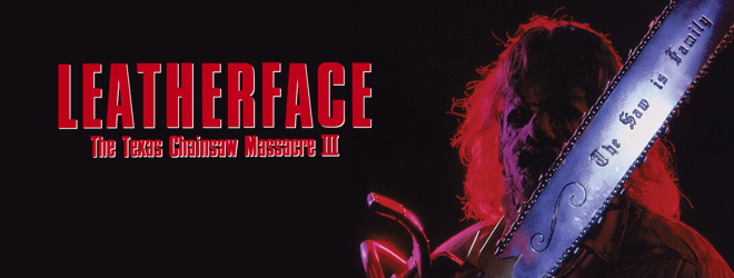 leather slide - This Week In Horror Movie History - Leatherface: The Texas Chainsaw Massacre III (1990)