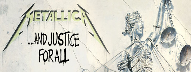 and justice slide - Metallica - ...And Justice for All 30 Years Later