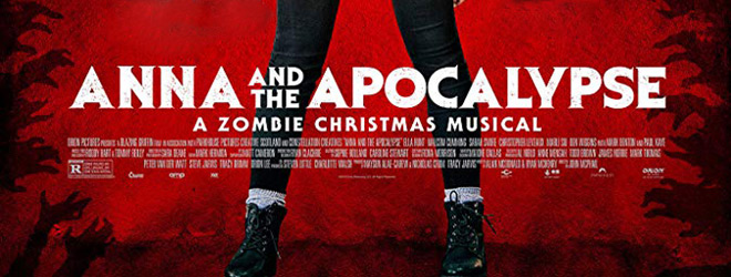Zombie Christmas Musical.Anna And The Apocalypse Movie Review Cryptic Rock