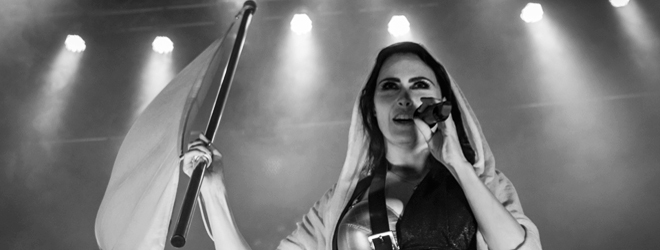 within temptation live 2019 - Within Temptation Bring Resistance To Denver, CO 3-11-19 w/ In Flames & Smash Into Pieces