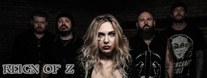 reign of z slide - Interview - Zosia West of Reign of Z