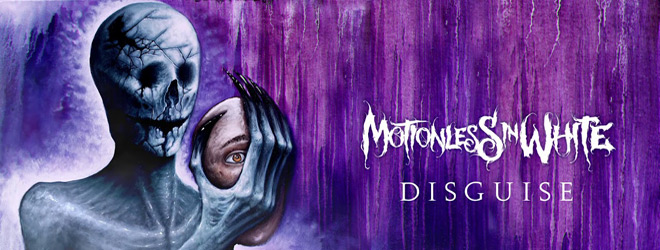 motionless in white disguise slide - Motionless In White - Disguise (Album Review)