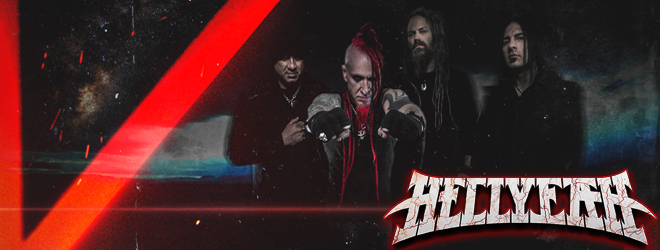 hellyeah 2019 slide - Interview - Kyle Sanders of HELLYEAH