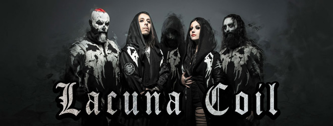 lacuna coil slide - Interview - Andrea Ferro of Lacuna Coil
