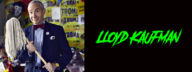 lloyd slide - Interview - Lloyd Kaufman