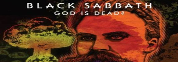 "627 - Black Sabbath release new track ""God Is Dead?"" Listen here"