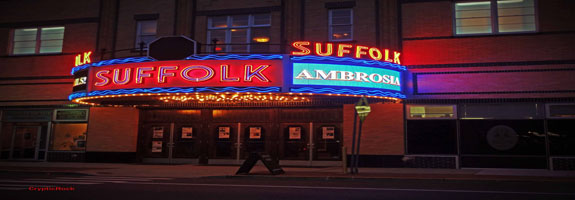 feature cryptic - Ambrosia live at The Suffolk Theater Riverhead NY 4-18-13