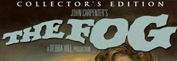 news banner the fog - John Carpenter's Fog to be released Blu-ray artwork unveiled!