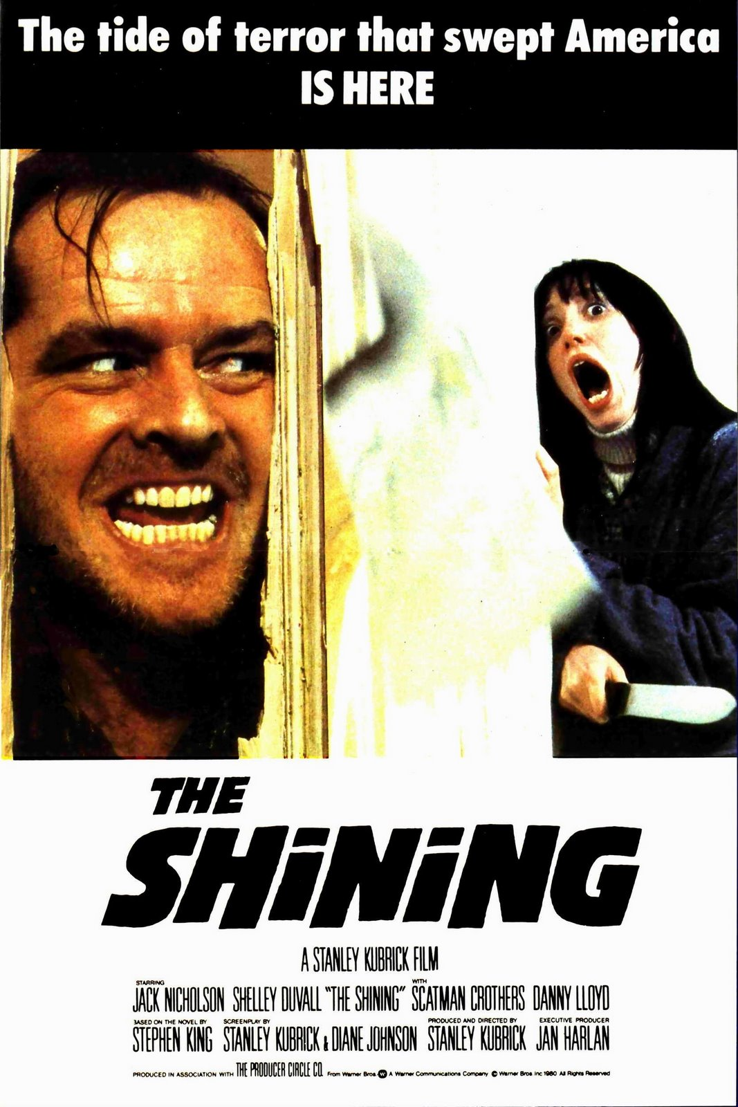 the shining poster - Interview - Jesse Hasek of 10 years