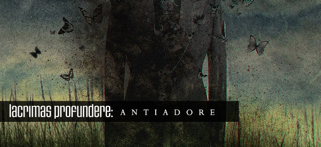 "Lacrimas Profundere Antiadore album artwork 2013 - Lacrimas Profundere unveil artwork for new album ""Antiadore"" & release video for ""My Release In Pain"""