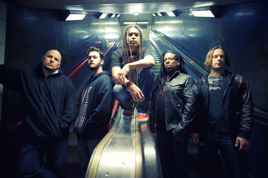 Nonpoint 8 72dpi - Nonpoint - Nonpoint (Album review)