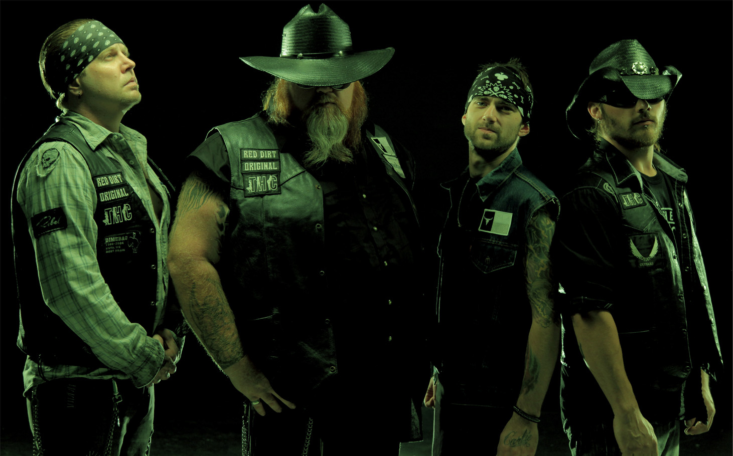 TexasHippieCoalition - Texas Hippie Coalition to take part in 'Highway Robbery' tour this summer