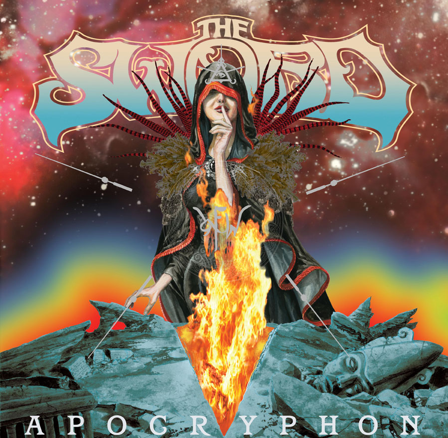 The Sword Apocryphon 72 - The Sword - Apocryphon (Album review)