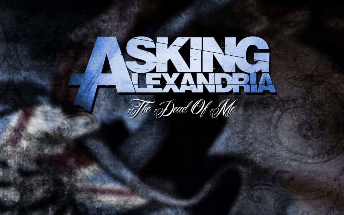 "asking alexandria   the death of me by riickyart d62fsy3.png - Asking Alexandria reveal artwork and release date of new album ""From Death To Destiny"""