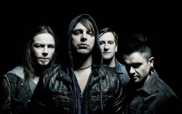 "Bullet - Bullet For My Valentine release video for ""P.O.W."""