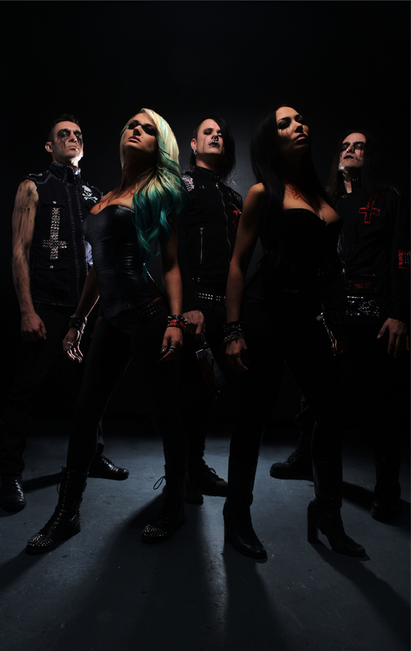 ButcherBabies pic2small - Interview: Butcher Babies ready to take on Mayhem Festival