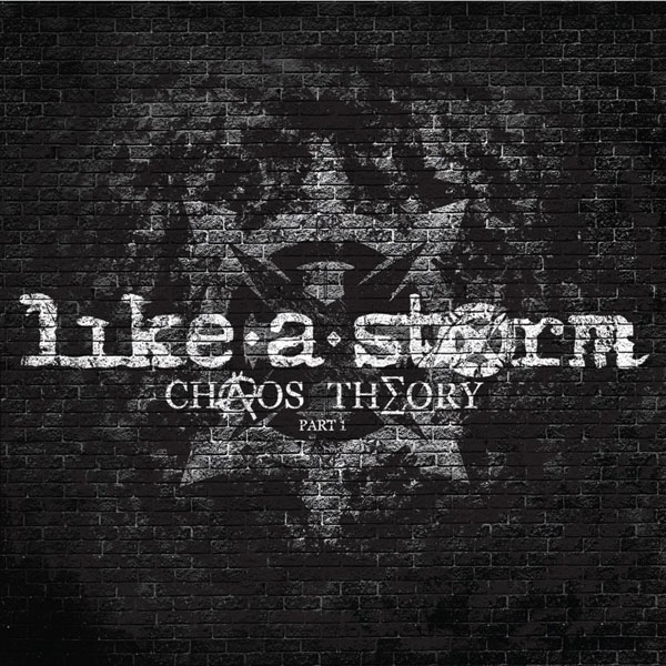Like A Storm Album Cover1 - Otherwise rock the big apple w/ Like A Storm & Islander Webster Hall, NYC 9-29-14