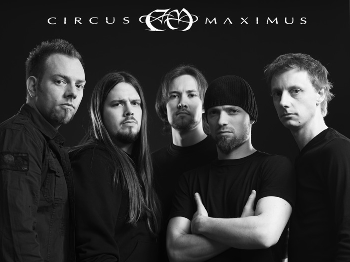 "cmband3 - Circus Maximus release video for ""Namaste"""