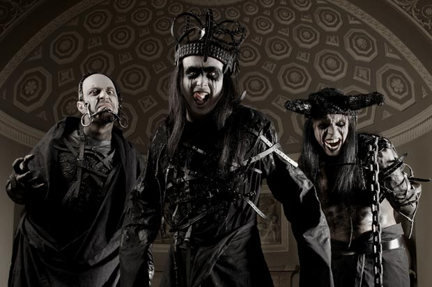 "cradle of filth 2013 - Cradle Of Filth release video for ""For Your Vulgar Delectation"""