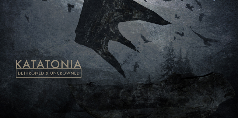 katatonia edited 1 - Katatonia to release new album Dethroned & Uncrowned in September