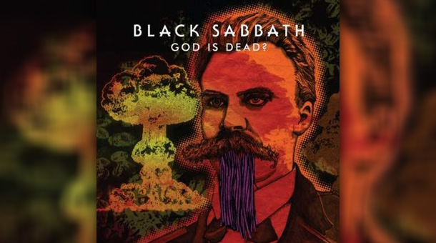 "sabbathgodsingle - Black Sabbath release video for ""God Is Dead?"""