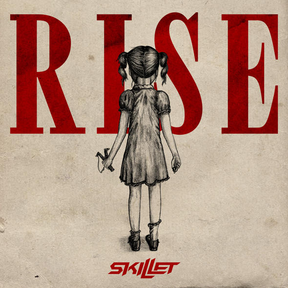 skillet rise cover art 0 - Skillet - Rise (Album Review)