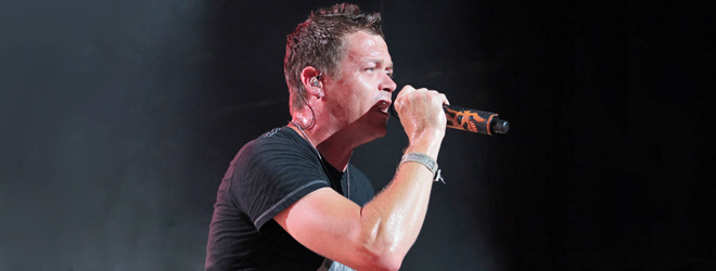 3 Doors Down 2014 - 3 Doors Down, Daughtry, & Ed Kowalczyk Rock Jones Beach Theater 7-17-13