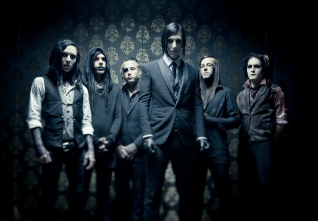 MotionlessInWhite Sep12 620 - Motionless in White - Infamous (Album review)