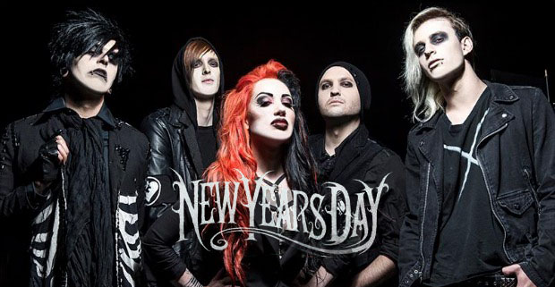 NewYearsDay 2013 edited 4 - Interview: Anthony Barro & Jake Jones of New Years Day