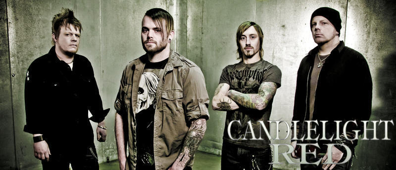 candlelight red new - Interivew: Ryan Hoke of Candlelight Red