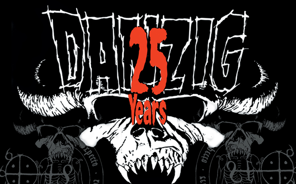 danzig 2 - Danzig 25 Year Anniversary Tour continues August in North America
