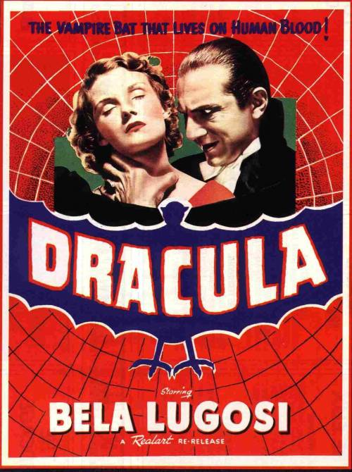 dracula 1931 movie poster 76 - Interview - Michael Gross