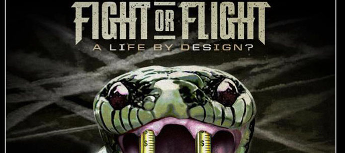 "edit fight edited 2 - Fight Or Flight lift off with ""A Life By Design?"" (Album review)"