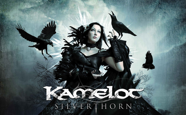 "kamelot silverthornfrontcoverbyeneas - Kamelot release premiere video for ""My Confession"""