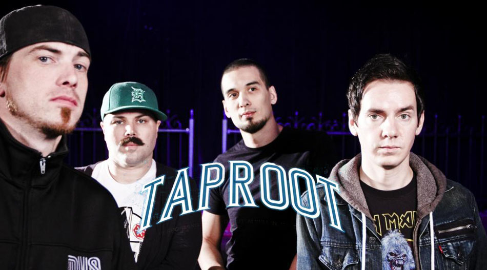 taproot cover edited 2 - Interview: Mike DeWolf of Taproot