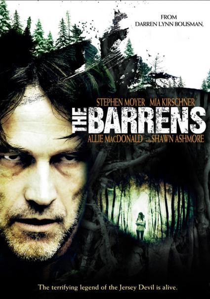 the barrens movie poster - Interview - Shawn Albro of Hopes Funeral & U.P.O.
