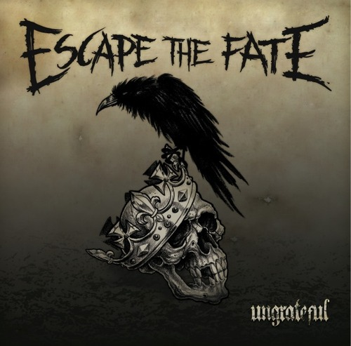 ungrateful - Interview: Robert Ortiz of Escape The Fate - The story of a band on a mission