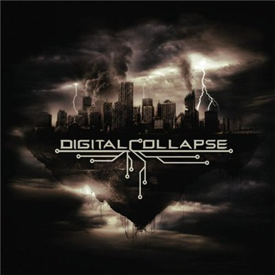 DC cover - Digital Collapse EP (Album review)