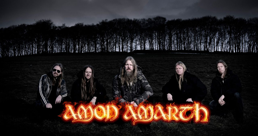 amon tour dates v2 - Interivew- Johan Söderberg of Amon Amarth