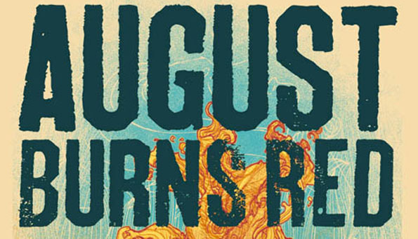 august edited 1 - August Burns Red, Blessthefall, Defeater & Beartooth team up for North American Tour