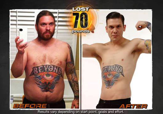 brent in shape - Interview- Brent Smith of Shinedown