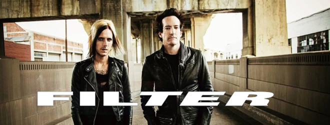 filter2013 - Interview - Richard Patrick of Filter tells all