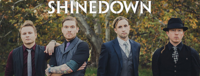 shinedown 2013 interview - Interview- Brent Smith of Shinedown