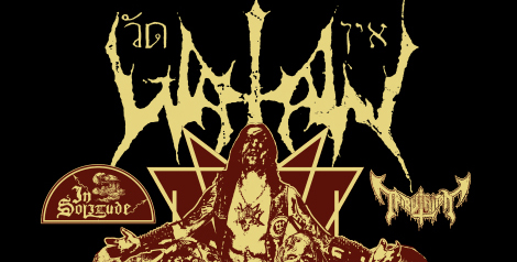 watain2 - WATAIN announces North American headlining tour with IN SOLITUDE, TRIBULATION