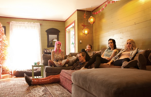 "Eisley ChrisPhelps2013 - Eisley premiere video for ""Currents"""